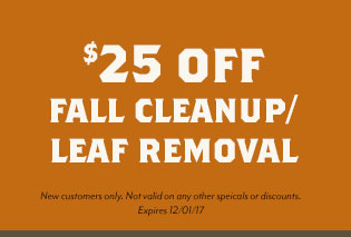 Lawn Care Coupon - $25 off first mowing